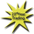 Celebrating our 23rd year of trading success